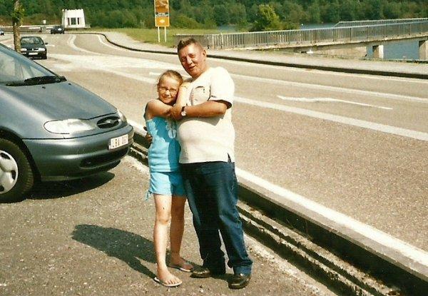 Moi et mon papa..