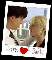 Zane <3 Rikki