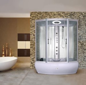 Steam Shower Aromatherapy