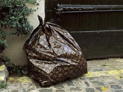 Même les poubelles on la classe !