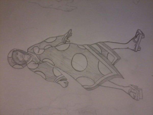 vous en penser quoi de mon dessin ,soyez honnête svp
