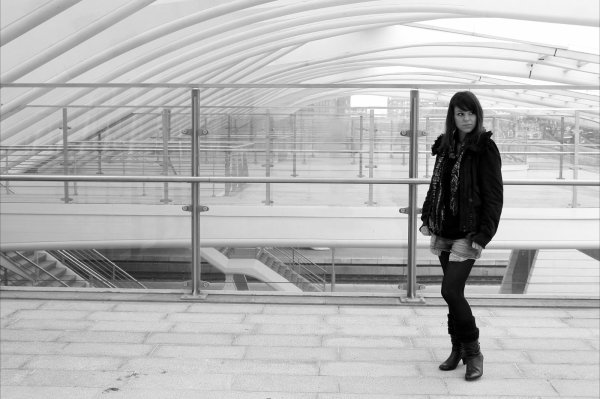 shooting gare des guillemins