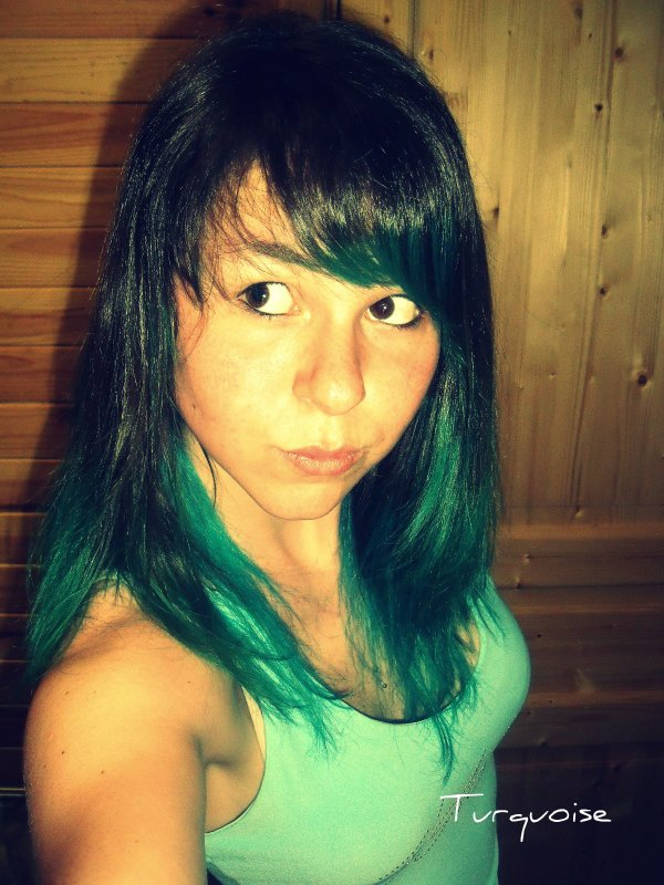 Turquoise XD