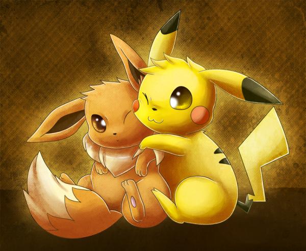 Articles de yoshi777 tagg s evoli blog de yoshi777 - Pokemon noir 2 evoli ...