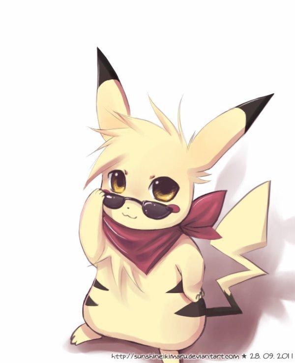 Pikachus (2)