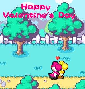 (Joyeuse ?) Saint Valentin...