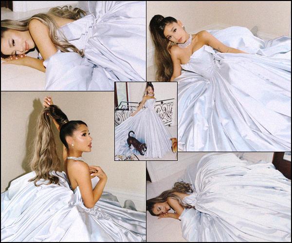 . ⁂ Découvrez ce nouveau photoshoot' d'Ariana Grande  réalisé par son ami  Alfredo Flores ! .