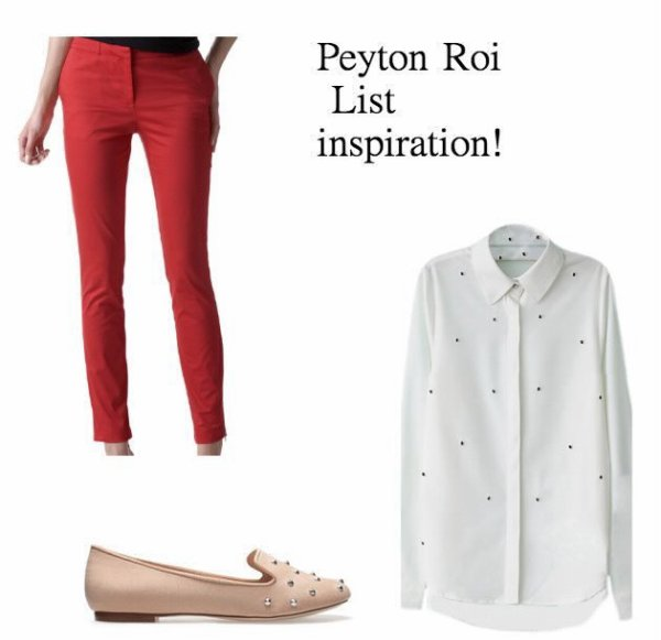 Peyton inspiration!