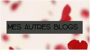Mes autres blog