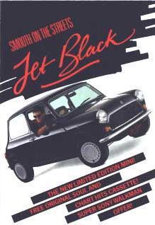 Austin Mini Jet Black