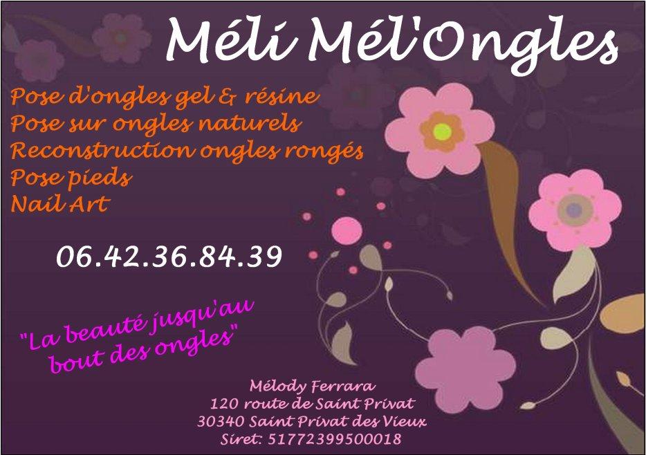Méli Mél'Ongles