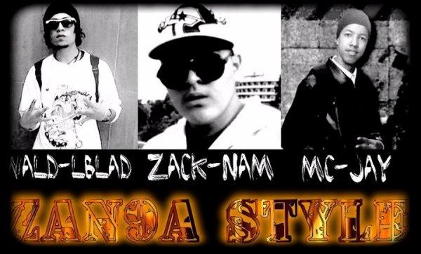 aka zan9a style