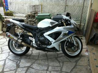 La moto de mon chéri
