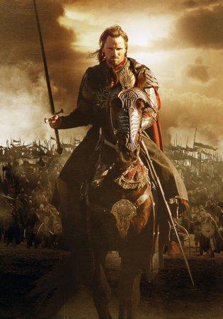 Aragorn, le rodeur qui devient roi