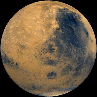 Astre : Mars