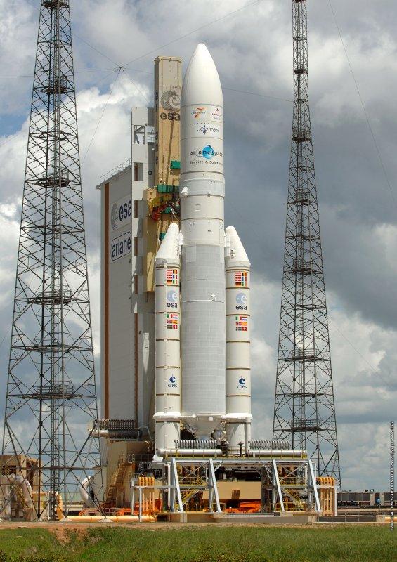 Ariane 5 ECA
