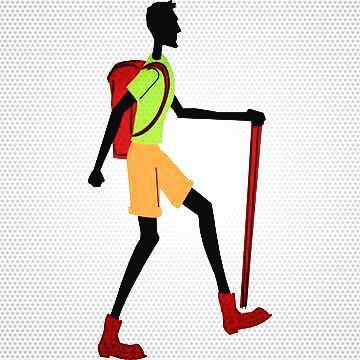 Pas besoi d'être sportif pour être en bonne forme !