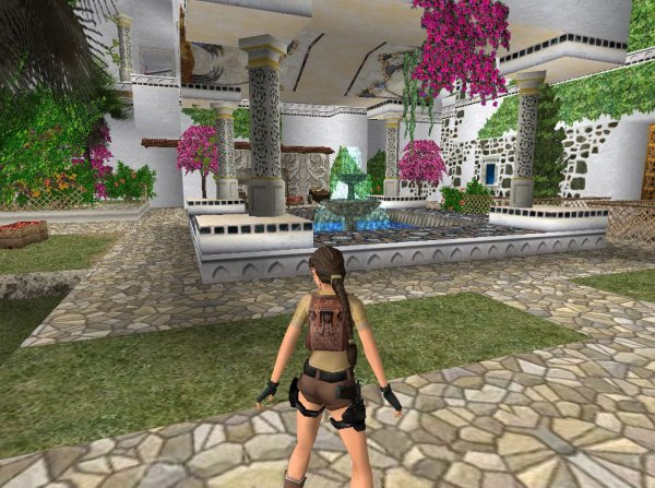 Tomb Raider Level Editor BTB bis