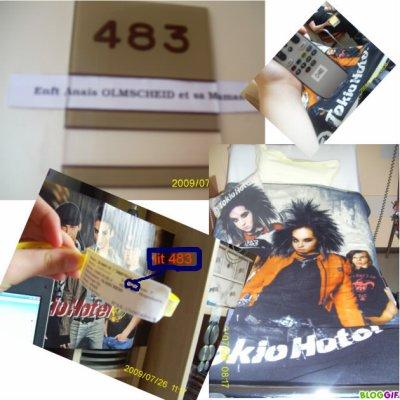 26-27 juillet 2010 hopital a strasbourg ... zimmer 483  :$  $)