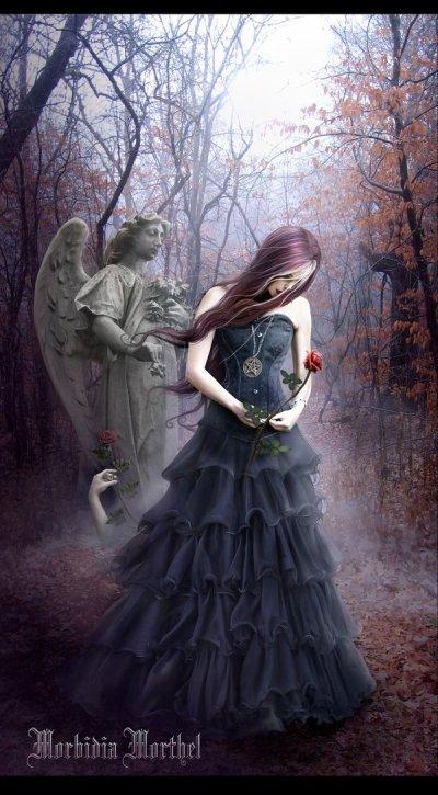 fantaisie gothique féerie