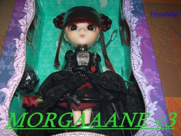 Morgane est arrivéée <3