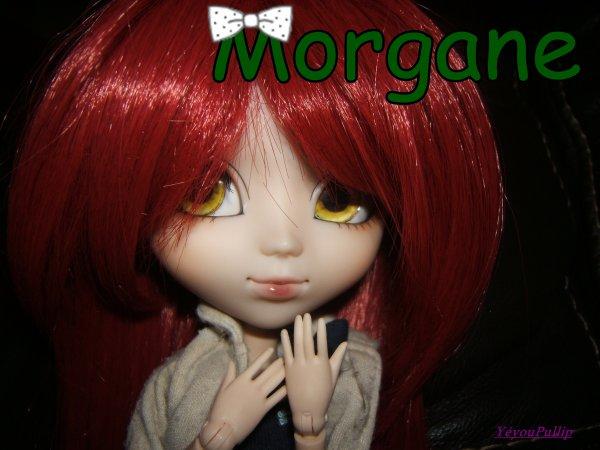 Morgane♥ Ma deuxième dolls.