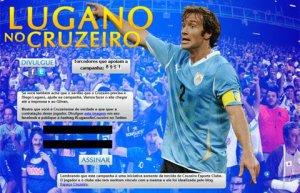 Lugano souhaité par les supporters de Cruzeiro