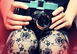 Les photos en forme de coeur !!