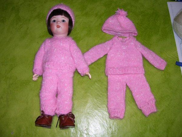 tricot et de 2