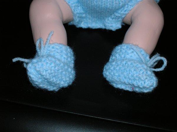 chaussons ( BAMBINO )
