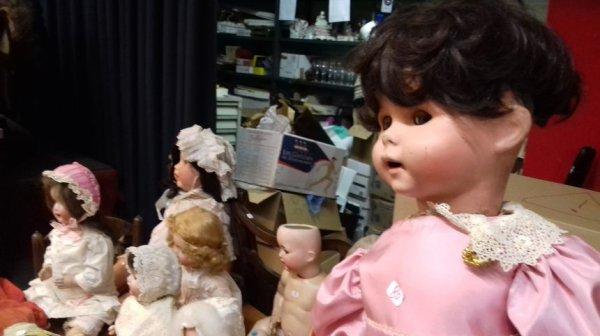500 poupées de collection vendues pour la bonne cause à Reims