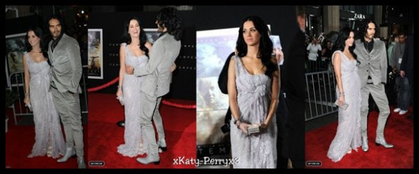 RUSSEL BRAND & KATY PERRY PROMOTION .