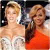 Beyonce Vs Shakira