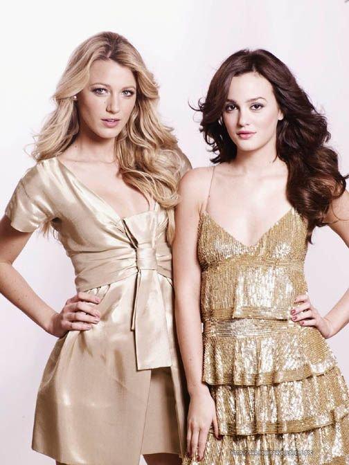 Leighton Meester Vs Blake Lively (Gossip Girl)