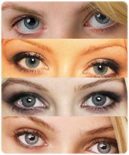 Qui a le plus beau regard? (Special yeux bleus)