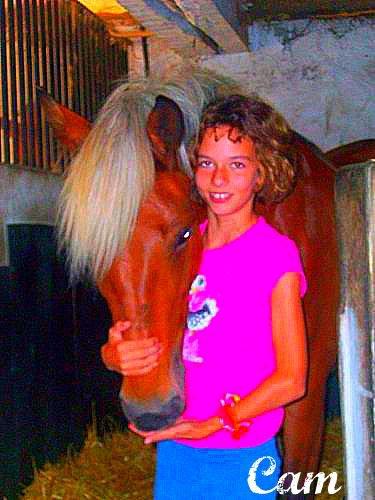 Vous êtes arriver , sur le sky'horse , haut en couleur !   ♥