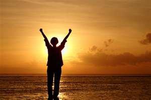 L'espoir mene au bonheur