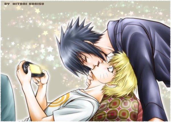 Montage de ce couple : Naruto et Sasuke ♥ (1/2)