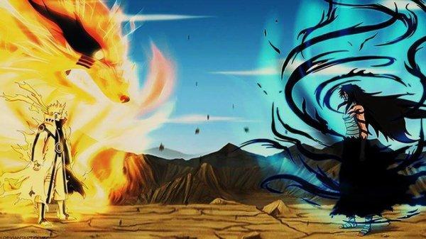 Ichigo kurosaki vs Naruto Uzumabi