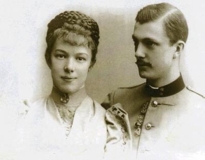 Marie valerie et son mari la vie de la rebelle imperatrice elisabeth - Valerie damidot et son mari ...