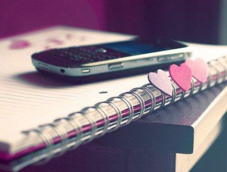 ~ On a tous des SMS qu'on ne veut pas effacer, et qu'on aime relire ♥