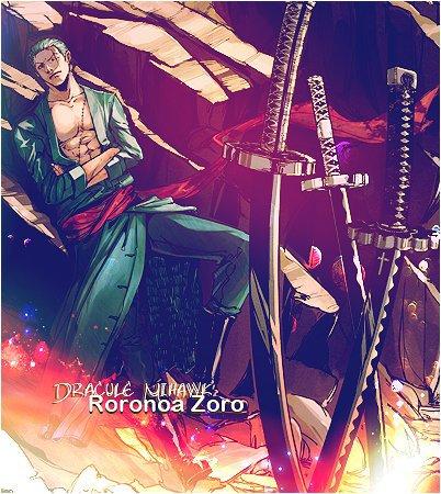 Anniversaire de Zoro :3