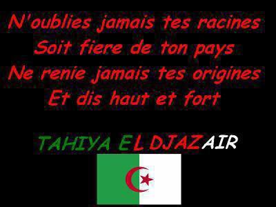 l'Algerie bladiii