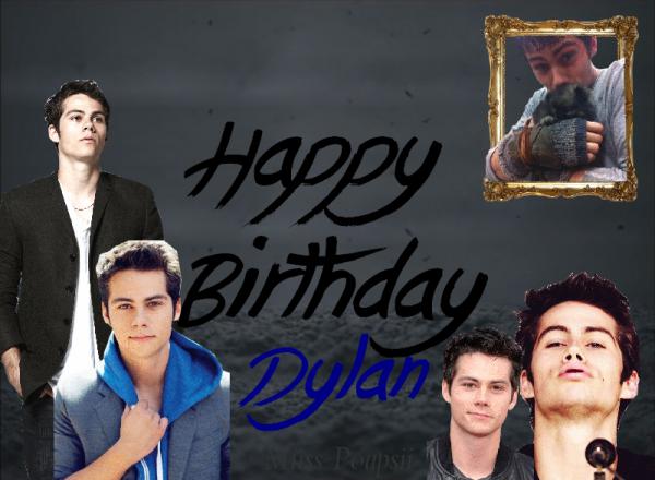 Happy Birthday Dylan (l)