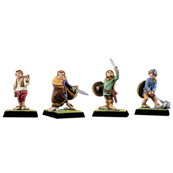 Commande de figurines