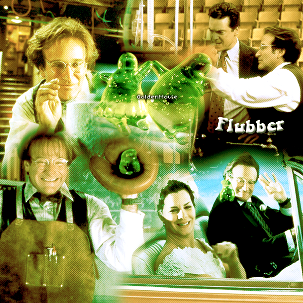 Fiche Film 111: Flubber  crea: goldenmovie