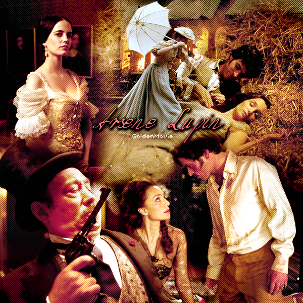 Fiche Film 119:Arsene Lupin sortie le 13 Octobre 2004   crea: goldenmovie