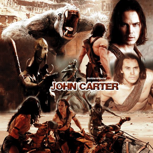 John Carter sortira le 7 mars dans les salles francaise