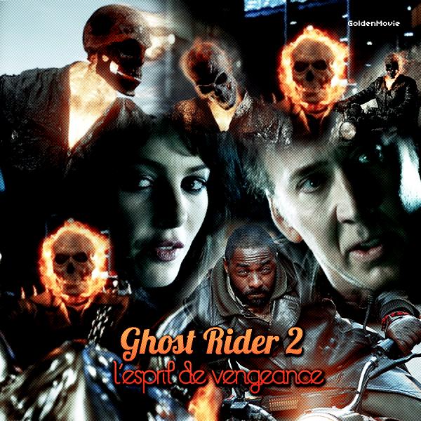 Ghost Rider 2 : l'Esprit de Vengeance sortira le 15 Fevrier 2012 dans les salles francaise