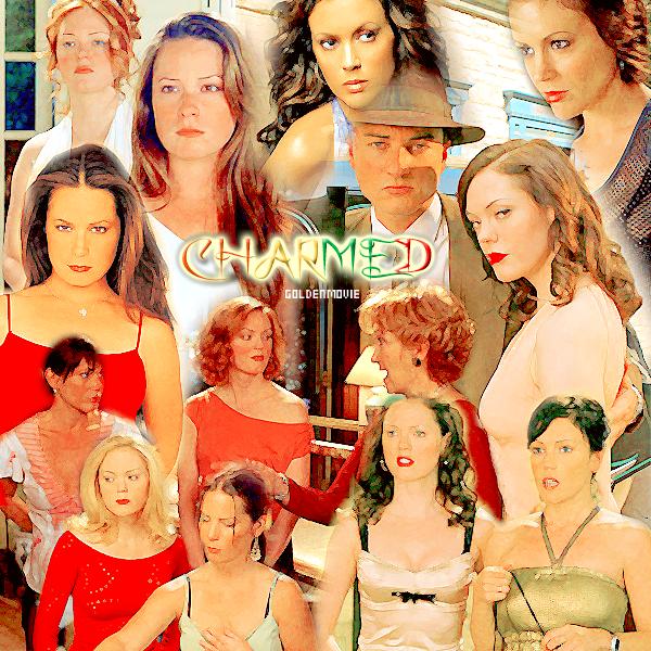 Charmed Serie de 1998 a 2006